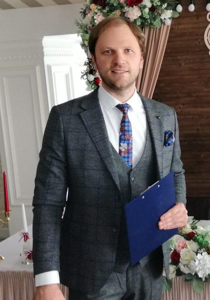 Ведущий Минск Артём Богдановский | Студия Впечатление